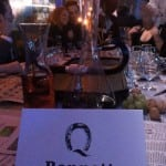 Always have a table with your name on it