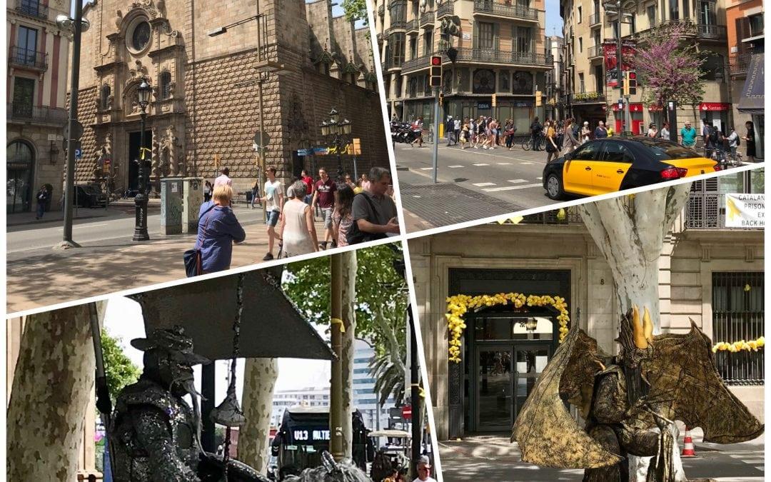 Bargain Hunting In Barcelona