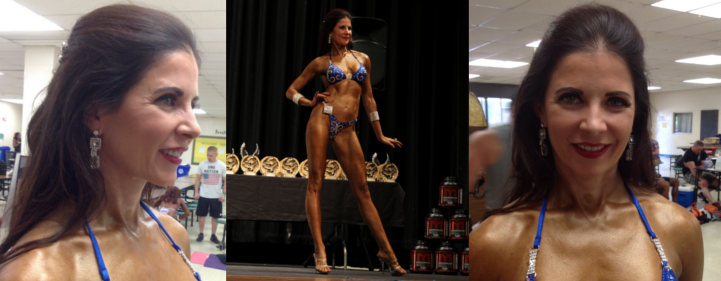 What does it Take to be a Bikini Competitor?