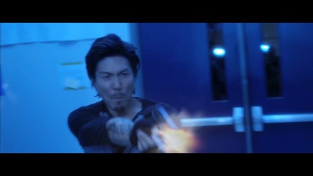 The Koi – Action Sequence