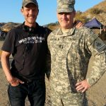 Peter Berg and I